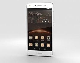 Huawei Y5II Arctic White 3D model