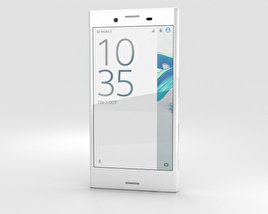 Sony Xperia X Compact White 3D model