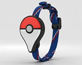 Nintendo Pokemon Go Plus 3D model