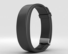 Sony Smartband 2 Black 3D model