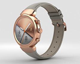 Asus Zenwatch 3 Rose Gold 3D model