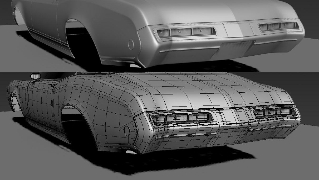 WIP Old Gas Station