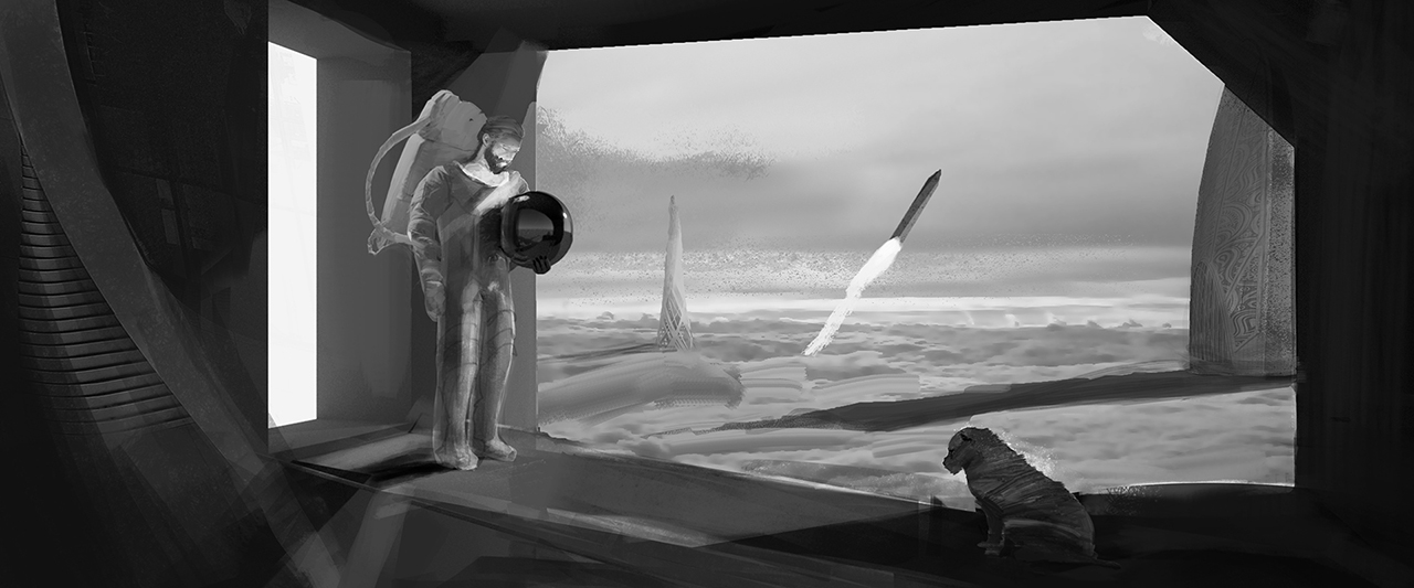 Leaving Earth WIP