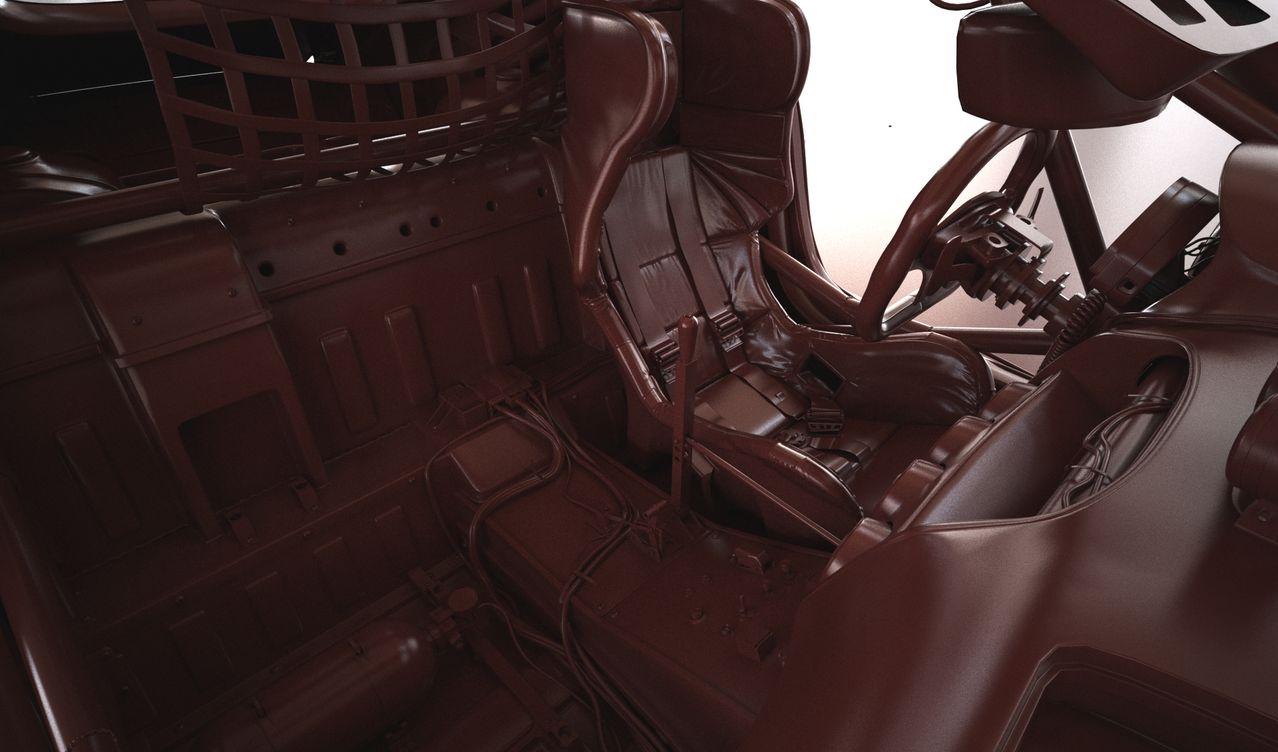 Mercedes AMG GT 2080 WIP