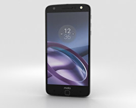 Motorola Moto Z with Incipio offGRID Power Pack 3D model