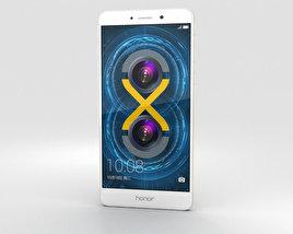 Huawei Honor 6x Gold 3D model