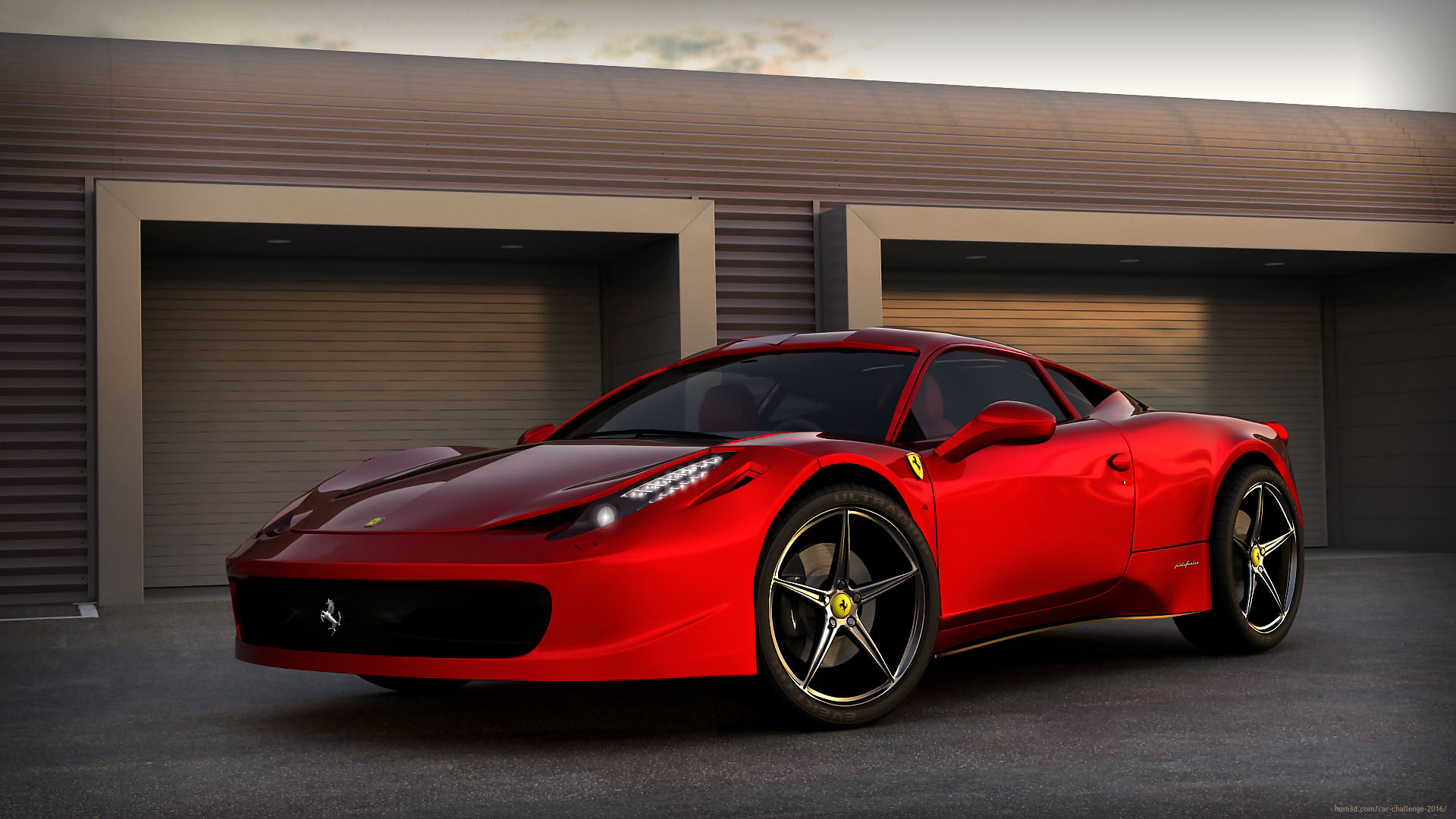 458 Ferrari