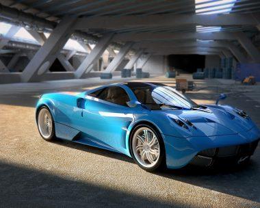My beautiful car