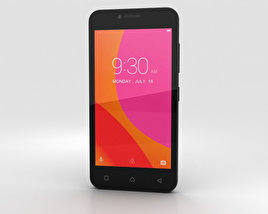 Lenovo A Plus Onyx Black 3D model
