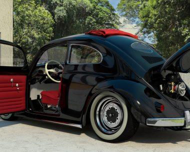 VW 52 Ragtop