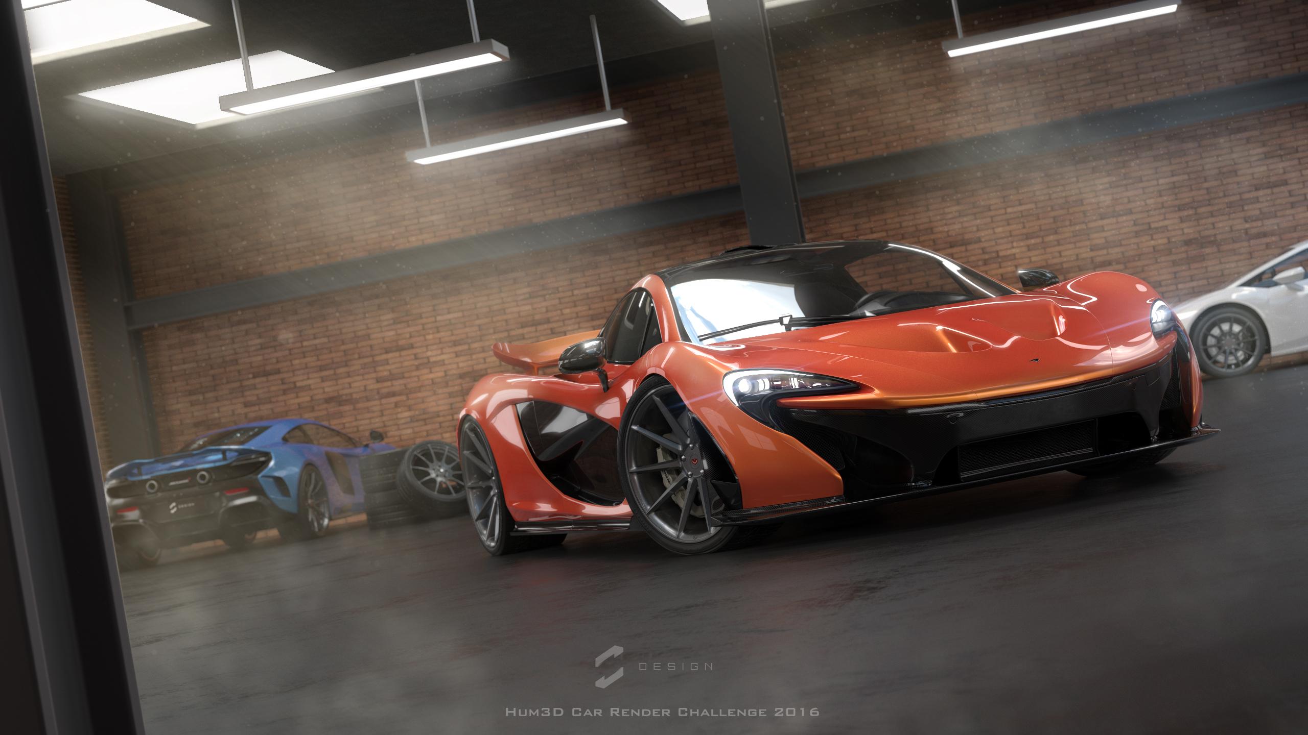 Supercar Garage