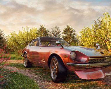 1969 Nissan Fairlady Z 432