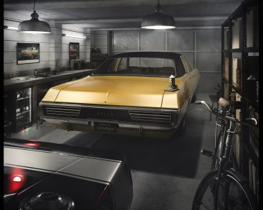Dodge Garage