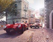 Ferrari 250 Testarossa, Targa Florio 1958
