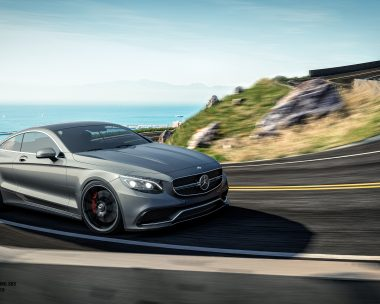 Agility and the Mercedes-Benz AMG S63