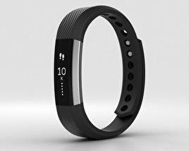 Fitbit Alta Black/Silver 3D model