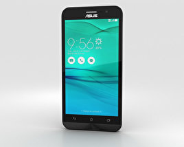 Asus Zenfone Go (ZB500KL) Charcoal Black 3D model