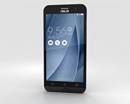 Asus Zenfone Go (ZB500KL) Glacier Gray 3D model