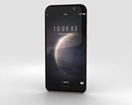 Huawei Honor Magic Golden Black 3D model