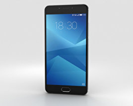Meizu M5 Note Gray 3D model
