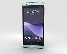 HTC Desire 650 Dark Blue 3D model