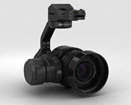 DJI Zenmuse X5 Camera 3D model