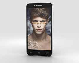 Alcatel Shine Lite Prime Black 3D model