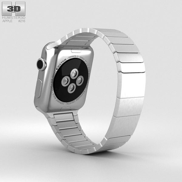 bracelet apple serie 3 apple series 2 38mm stainless steel link 672