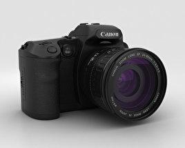 Canon EOS D30 3D model