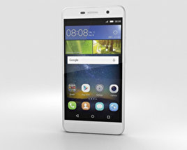 Huawei Honor Holly 2 Plus White 3D model