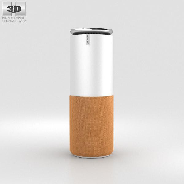 lenovo smart assistant orange 3d model electronics on hum3d. Black Bedroom Furniture Sets. Home Design Ideas