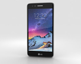LG K8 (2017) Titan 3D model