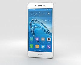 Huawei Enjoy 6s Silver 3D model