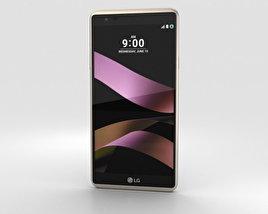 LG X Style Gold 3D model