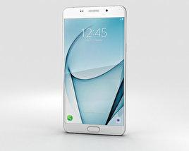 Samsung Galaxy A9 Pro (2016) White 3D model