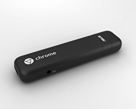Asus Chromebit CS10 3D model
