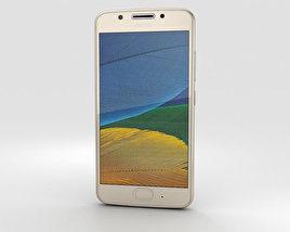 Motorola Moto G5 Fine Gold 3D model