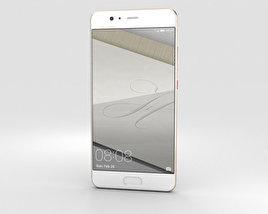 Huawei P10 Plus Dazzling Gold 3D model
