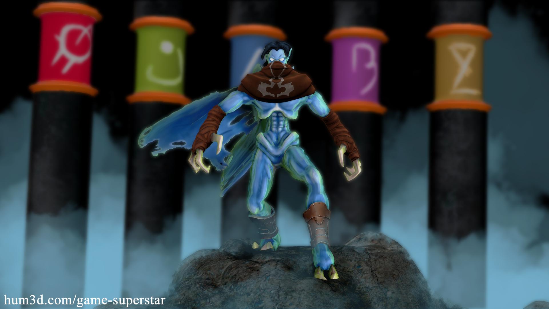 Soul Reaver Raziel