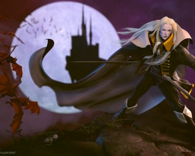 Castlevania Symphony of the Night: Alucard