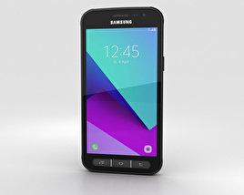 Samsung Galaxy Xcover 4 3D model