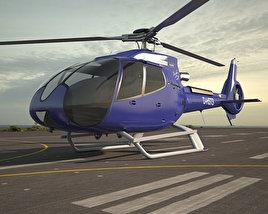 Eurocopter EC130 3D model