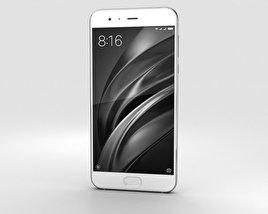 Xiaomi Mi 6 White 3D model