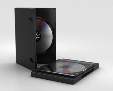 3D model of CD Disk