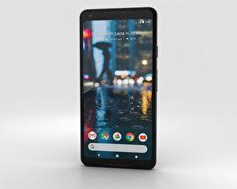 Google Pixel 2 XL Just Black 3D model