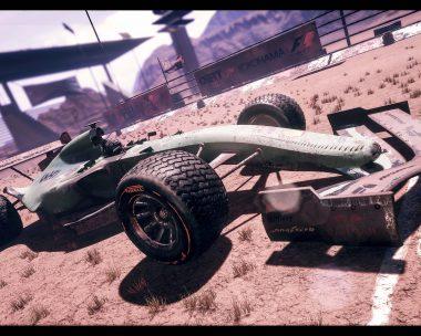 Dirt Formula 1