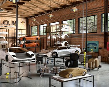 Building a Sport Car