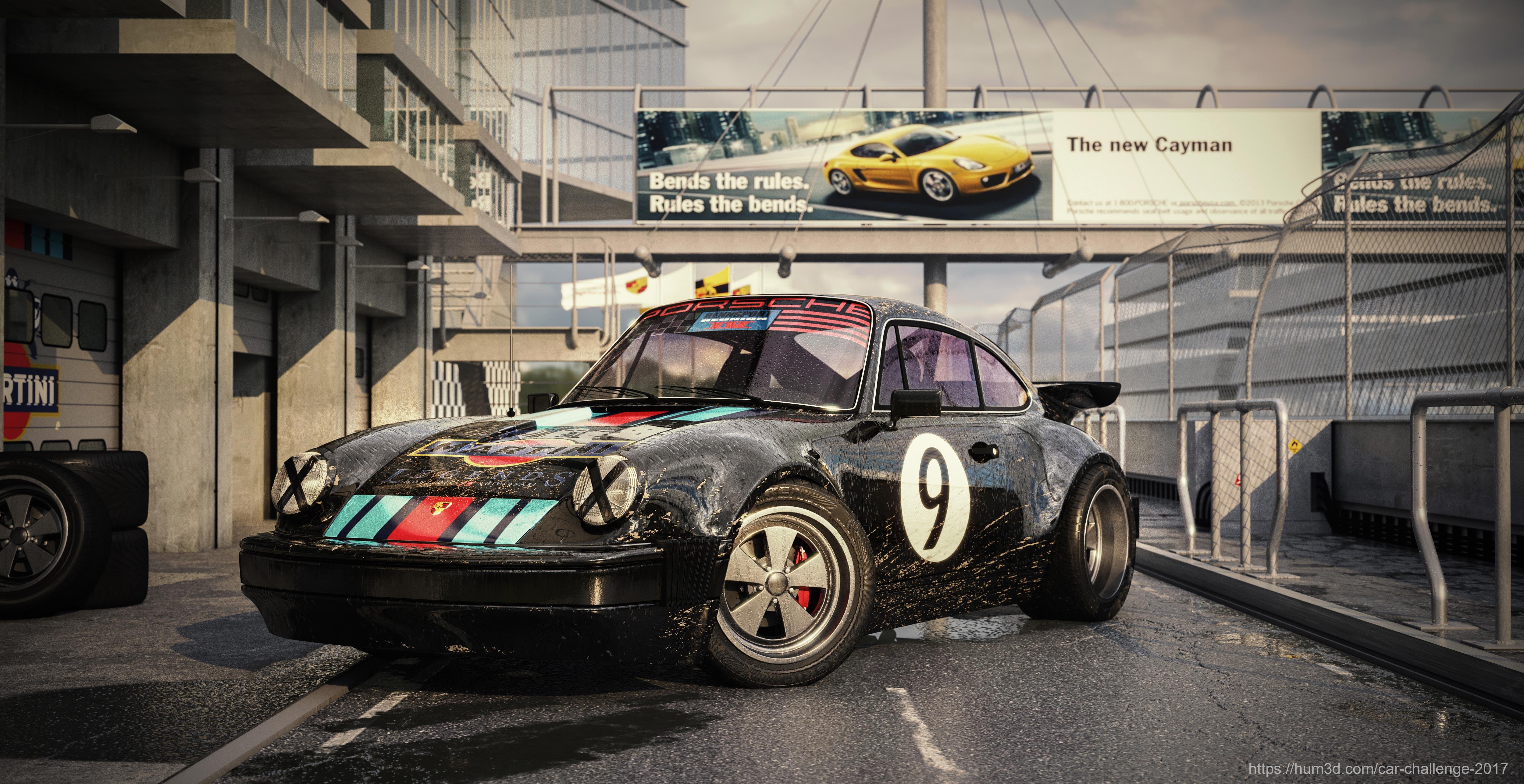 Classic Monster (Porsche 911 GT)