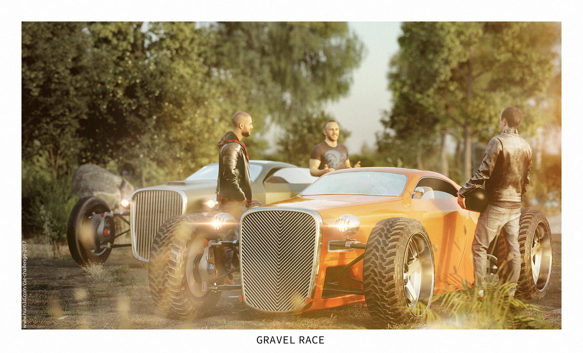 Gravel Race