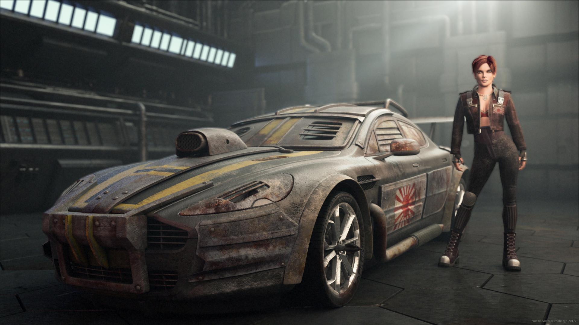 Aston War Machine